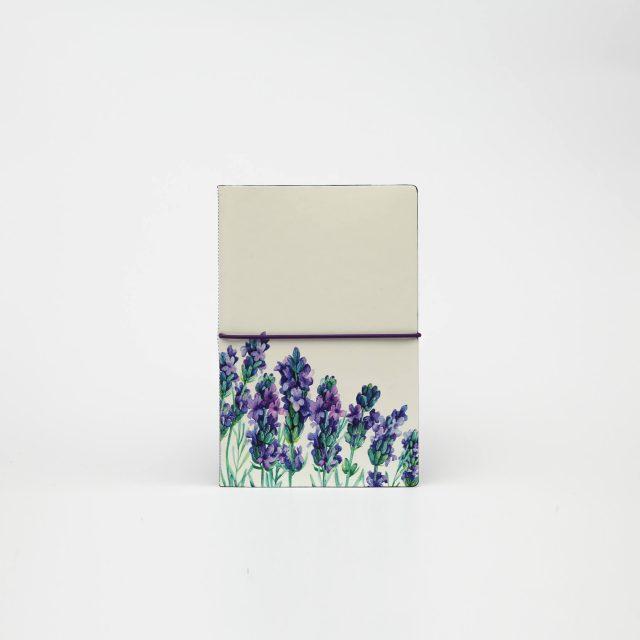 Блокнот LTD M Flowers Lavanda 2в1