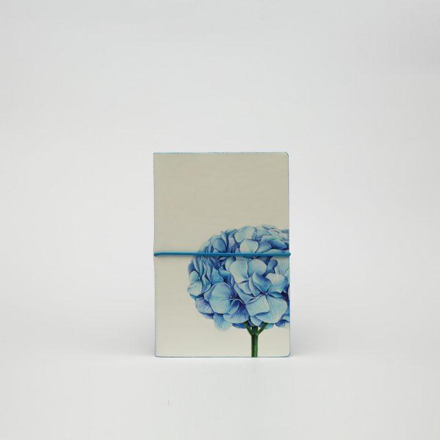 Блокнот LTD M Flowers Hydrangea 2в1