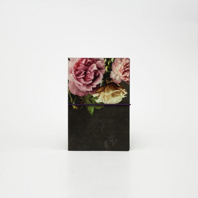 Записник LTD M Flowers renaissance у лінійку